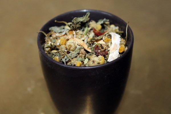 Daytime Calm - Organic Tea - Life Rituals