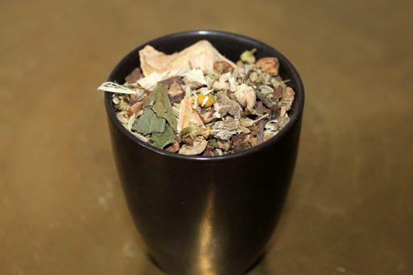 Digestiv Ritual Organic tea to aid digestion