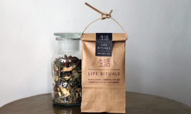 Protection Ritual - Organic Tea assisting the immune system