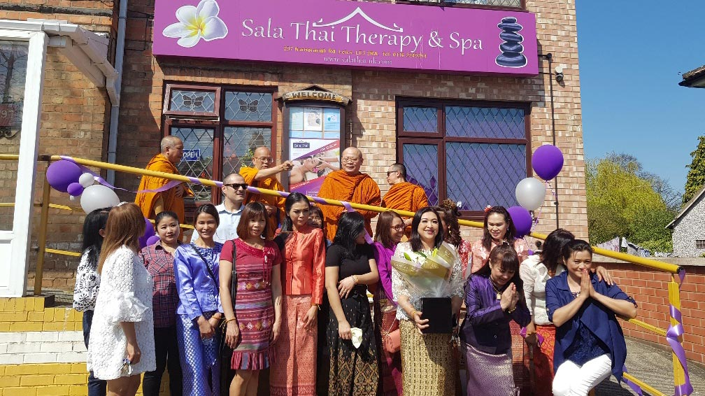Leicester Thai Massage